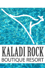 Kaladi Rock is an exclusive boutique resort situated directly on the award winning blue flag beach of Kaladi, on the outskirts of Paleopoli near the picturesque village of Avlemonas.