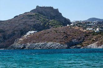 The castle of Kythera